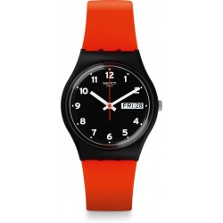 Reloj Mujer Swatch Red Grin GB754