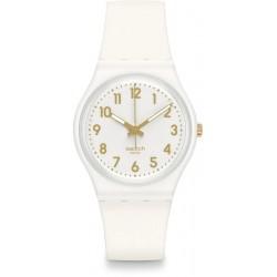 Reloj Mujer Swatch White Bishop GW164