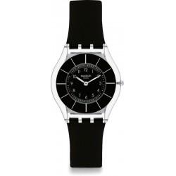 Reloj Mujer Swatch Black Classiness SFK361