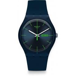 Reloj Unisex Swatch Blue Rebel SUON700