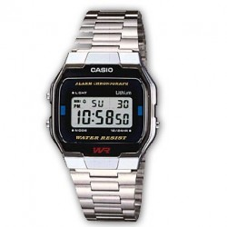 Reloj unisex CASIO Collection Ref. A163WA-1QES