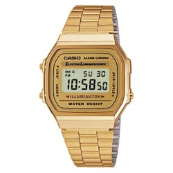 Reloj unisex CASIO Collection Ref. A168WG-9EF