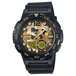 Reloj hombre CASIO Collection Ref. AEQ-100BW-9AVEF