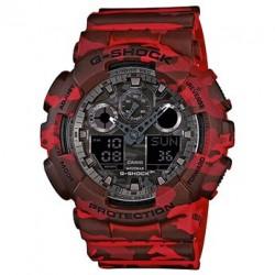 Reloj hombre CASIO G-SHOCK Ref. GA-100CM-4AER