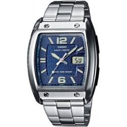 Reloj hombre CASIO WAVE CEPTOR Ref. WVQ-202HDE-2BVER