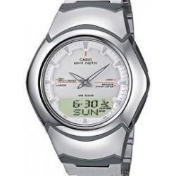 Reloj hombre CASIO WAVE CEPTRO Ref. WVA-104HDE-7AVER