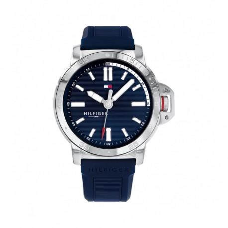 6c079ee7ebf4 Reloj Hombre Tommy Hilfiger Men s Diver 1791588 azul