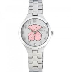 Reloj Niña Tous Muffin de acero 700350040