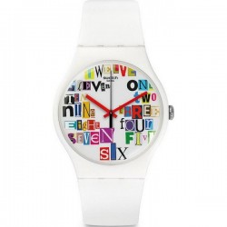 NEW GENT- RELOJ SWATCH