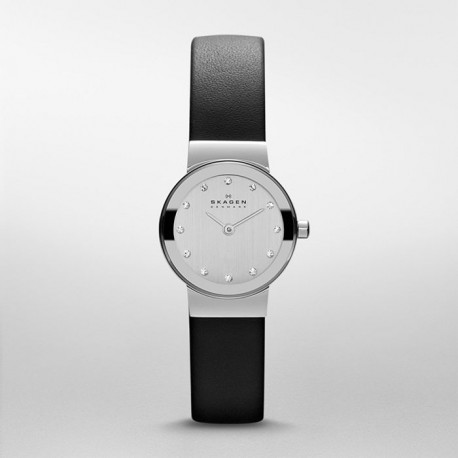 FREJA BLACK LEADER - Skagen