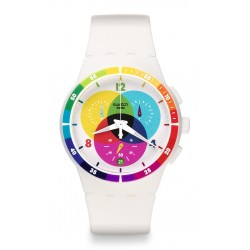 Reloj Unisex Swatch Chromograph SUSW404