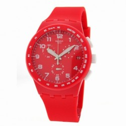 Reloj Unisex Swatch Red Shadow SUSR400