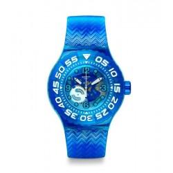 Reloj Unisex Swatch La Nave Va SUUS100