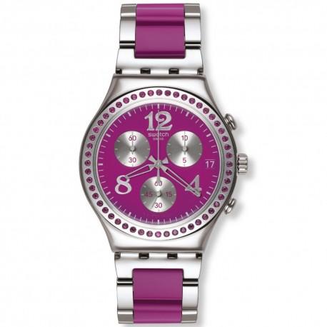 Reloj Mujer Swatch Secret Thought Raspberry YCS555G